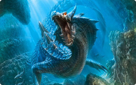 Water-dragon-wallpaper