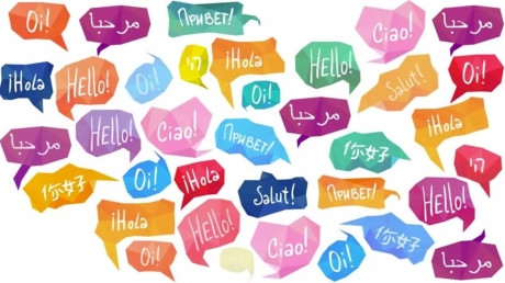 hello-in-100-languages