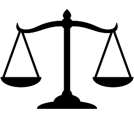 scales-of-justice-silhouette