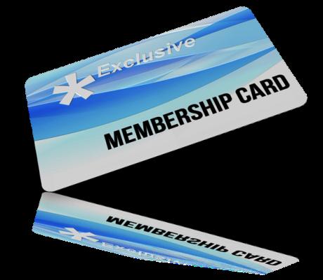 MembershipCardBlue
