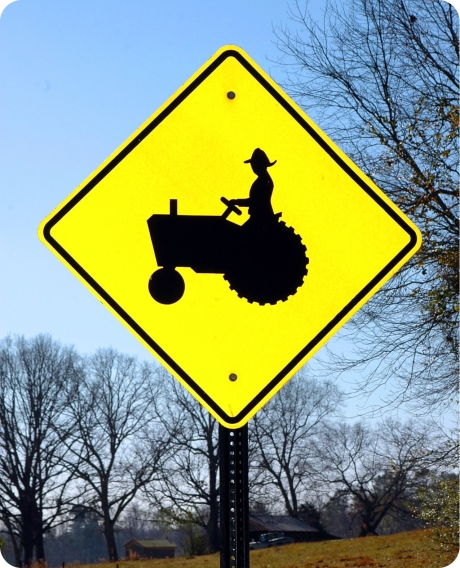 tractor-crossing-sign